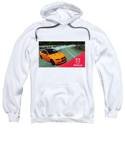 A Nice #bmw #m3 #gts #drift, Pic Taken Sweatshirt