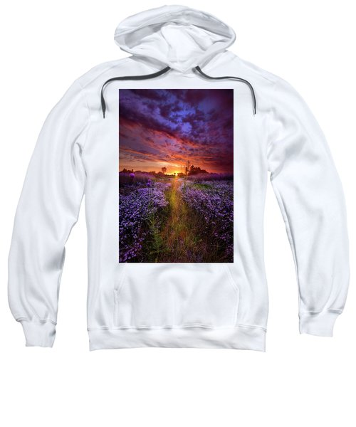A Peaceful Proposition Sweatshirt
