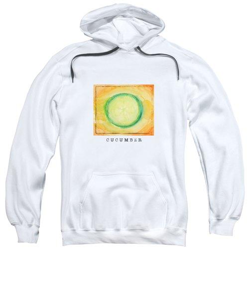 A Piece Of Cucumber Sweatshirt