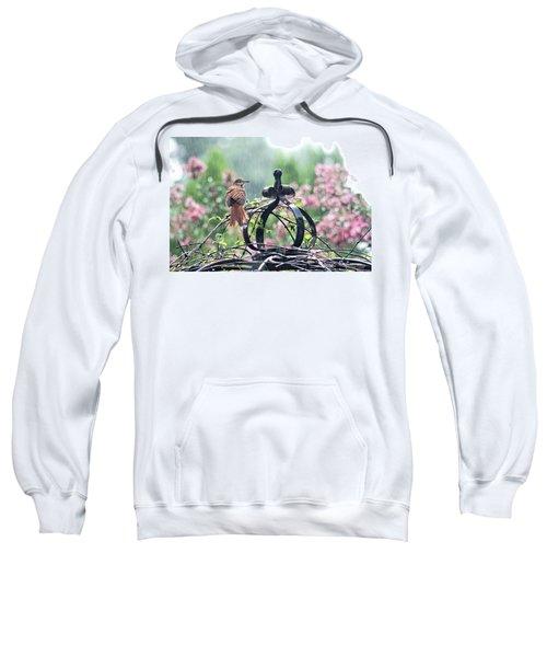 A Rainy Summer Day Sweatshirt