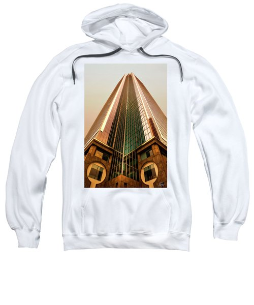 A Really Tall Building Sweatshirt