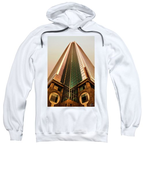 A Really Tall Building Sweatshirt