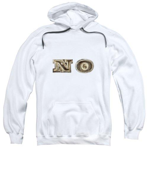 A Simple No Sweatshirt by YoPedro