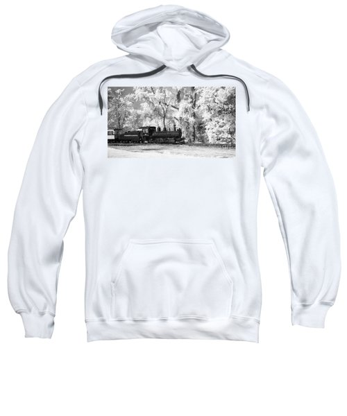 A Surreal Train Ride Sweatshirt