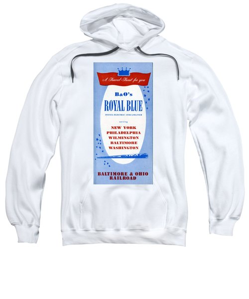 A Travel Treat For You Sweatshirt