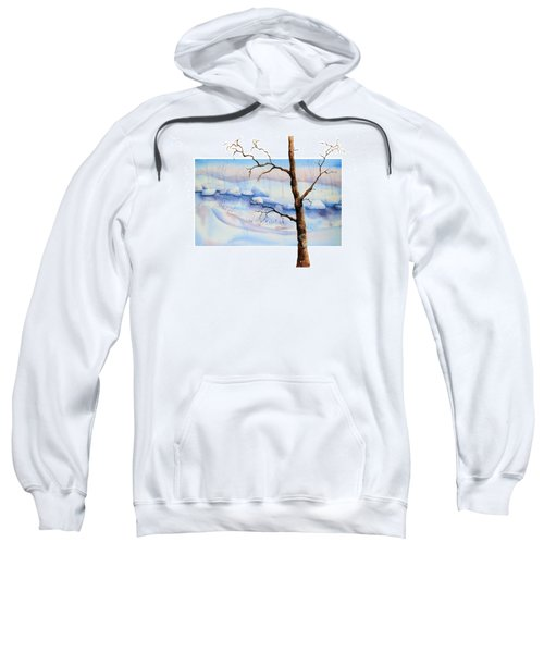 A Tree In Another Dimension Sweatshirt