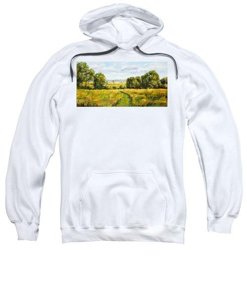 A Walk Thru The Fields Sweatshirt