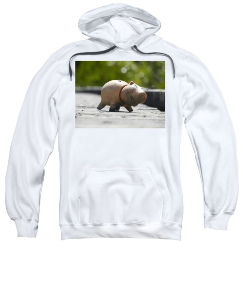 Abandoned On The Boardwalk Sweatshirt