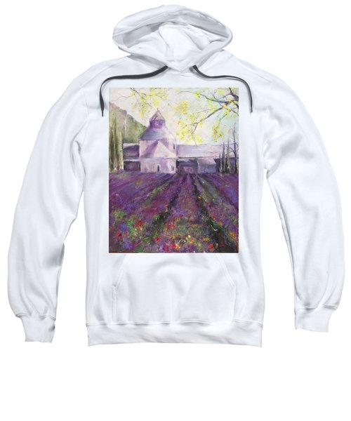 Abbey Senanque    Sweatshirt