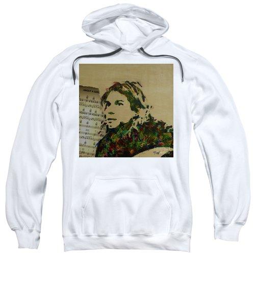 About A Girl Sweatshirt