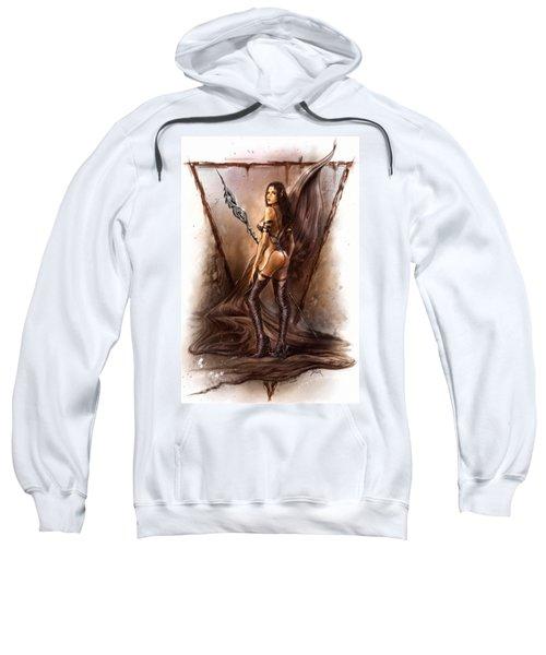 About Elves And Steel  Sweatshirt