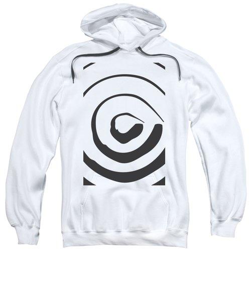 Abstract Art Perspective - Circle Sweatshirt