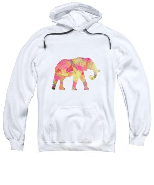 Abstract Elephant  Sweatshirt