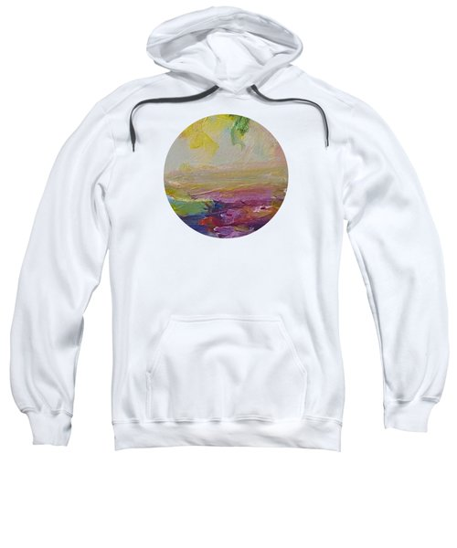 Abstract Impressions- Number 2 Sweatshirt