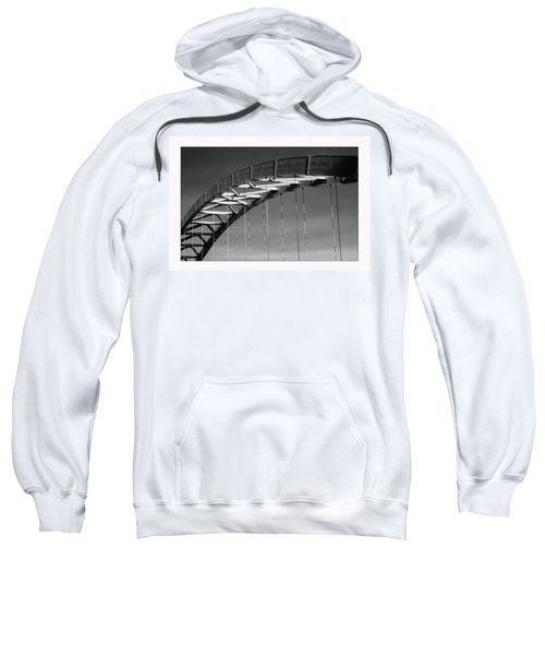 Abstract Sky Sweatshirt