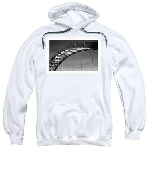 Abstract Sky Sweatshirt
