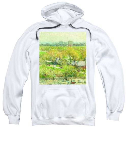 Across The Park Sweatshirt