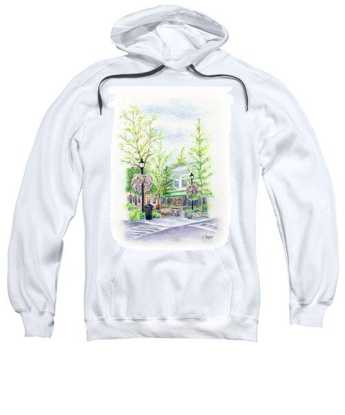 Across The Plaza Sweatshirt