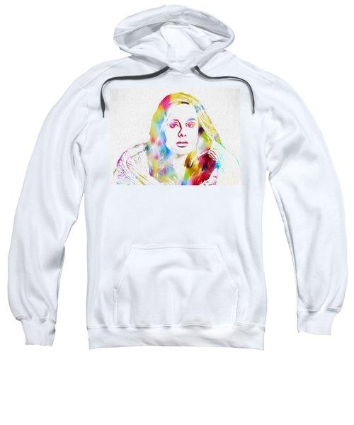Adele Sweatshirt by Dan Sproul