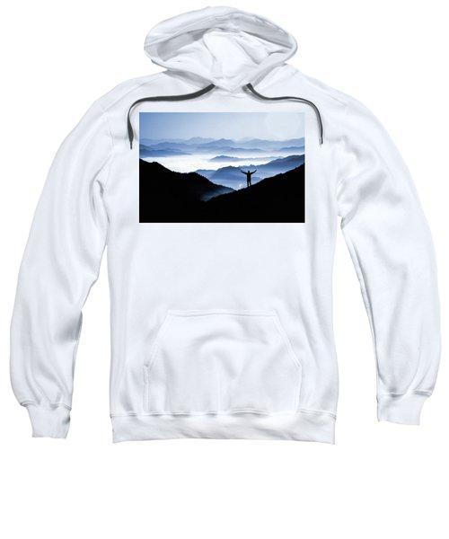Adoration Of Natural Beauty Sweatshirt