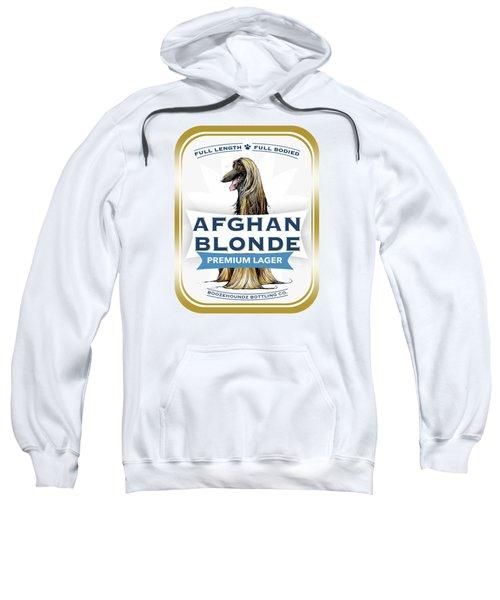 Afghan Blonde Premium Lager Sweatshirt