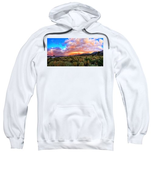 After The Storm Panorama Sweatshirt