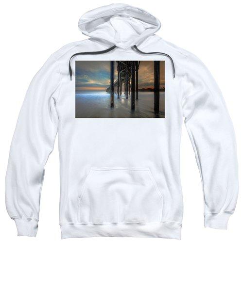 Afterglow At San Simeon Sweatshirt