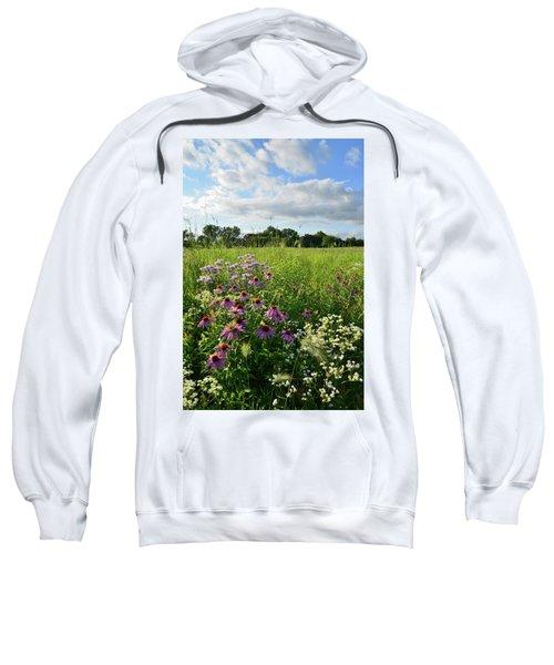 Afternoon In Moraine Hills State Park Sweatshirt