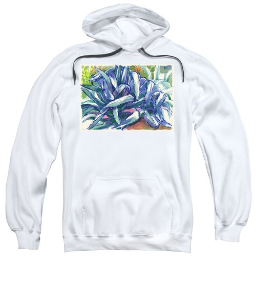 Agave Tangle Sweatshirt