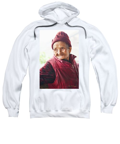 Age Of Beauty Sweatshirt