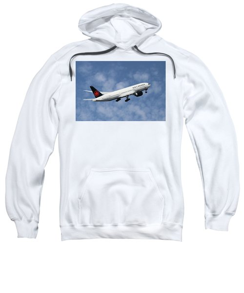 Air Canada Boeing 777-233 Sweatshirt
