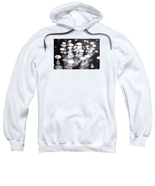 Air Trapped In Ice Sweatshirt