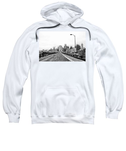 Alaskan Way Viaduct Downtown Seattle Sweatshirt