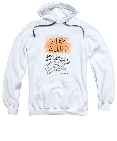 Alert Sweatshirt