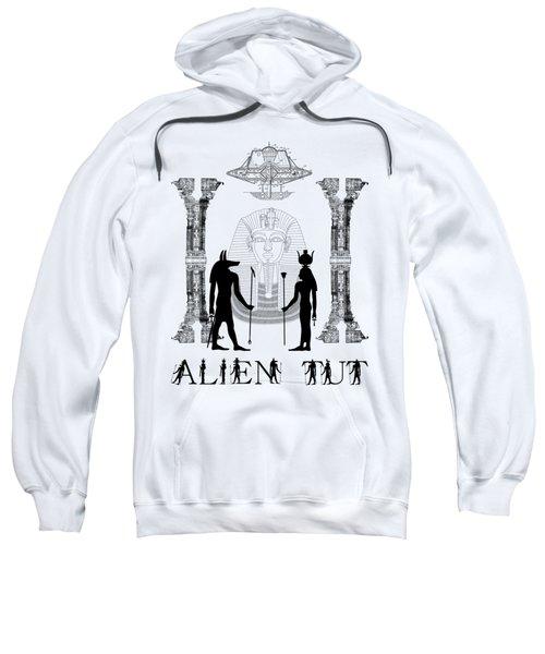 Alien King Tut Sweatshirt