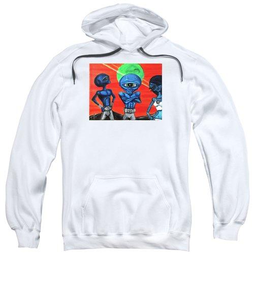 Alien Posse Sweatshirt