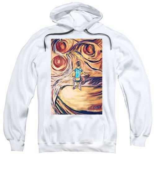 All Around Me Sweatshirt