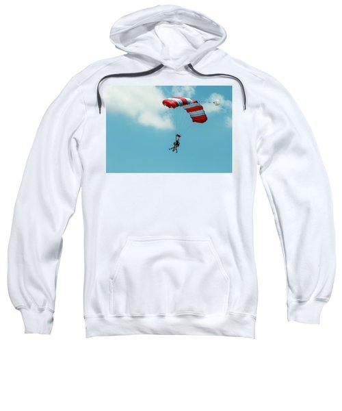 Almost Like Flying Sweatshirt