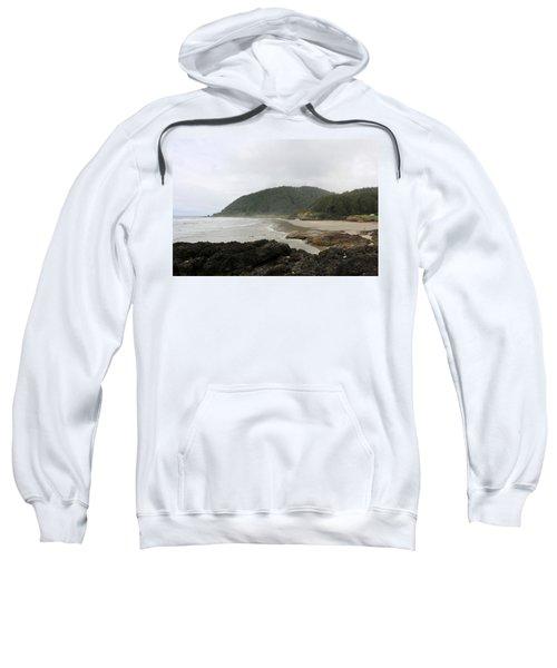 Along The Oregon Coast - 3 Sweatshirt