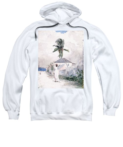 Along The Road   Bahamas 1885 Sweatshirt
