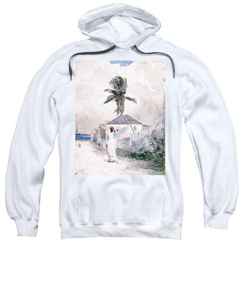 Along The Road   Bahamas 1885 Sweatshirt