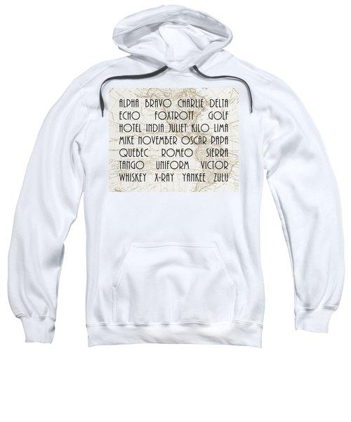 Alpha Bravo Charlie Sweatshirt