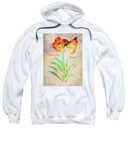 Amaryllis Amore Sweatshirt