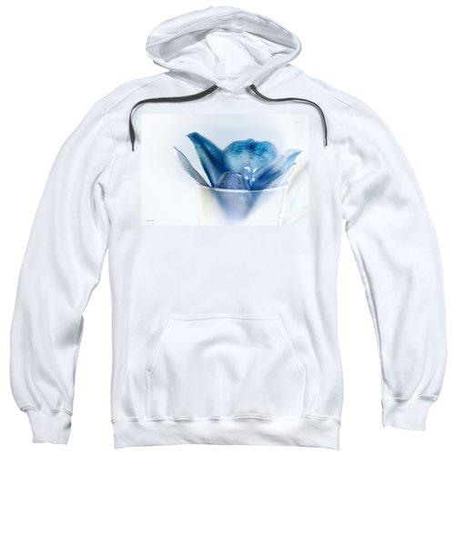 Amaryllis Art Sweatshirt