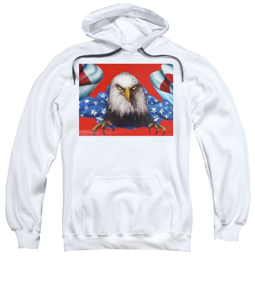 America Patriot  Sweatshirt