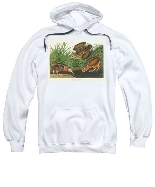 American Woodcock Sweatshirt by John James