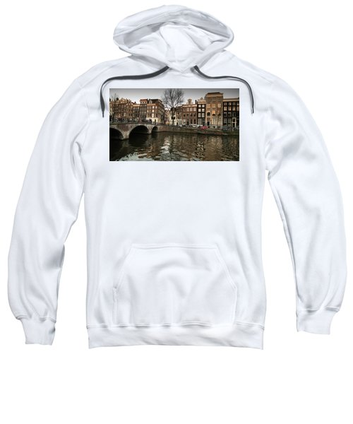 Amsterdam Canal Bridge Sweatshirt