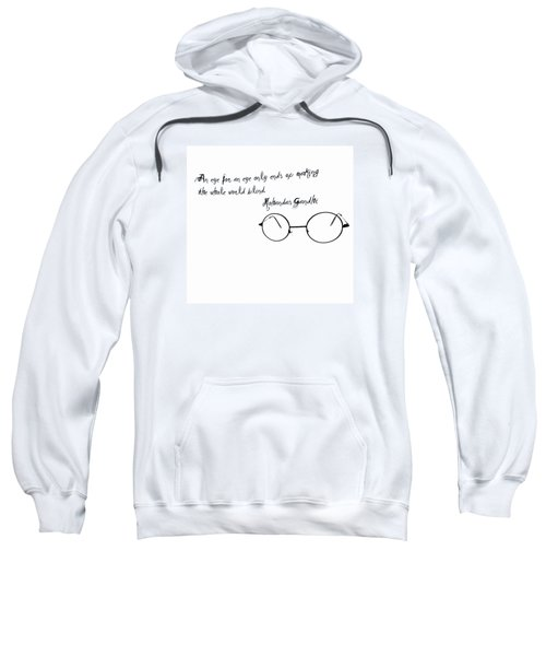 An Eye For An Eye Sweatshirt