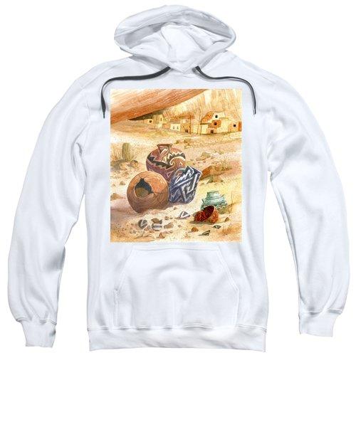 Anasazi Remnants Sweatshirt