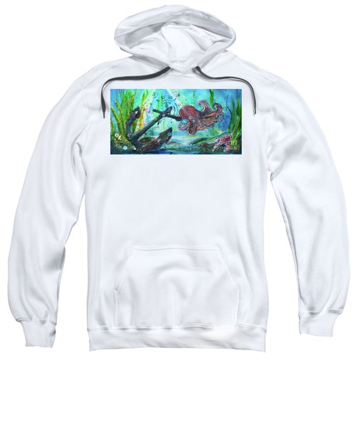 Anchors Away Sweatshirt